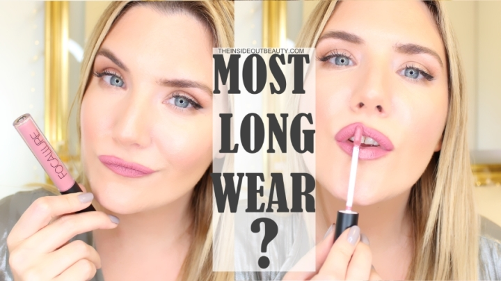 MOST LONG-WEAR LIQUID LIPSTICK EVER?? | FIRST IMPRESSIONS
