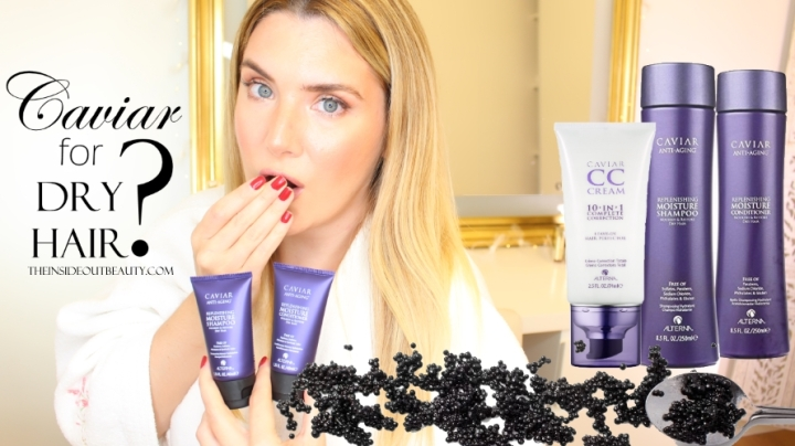 $99 CAVIAR INFUSED HAIRCARE ??!!! | ALTERNA CAVIAR FIRST IMPRESSIONS | SKIP or SPLURGE