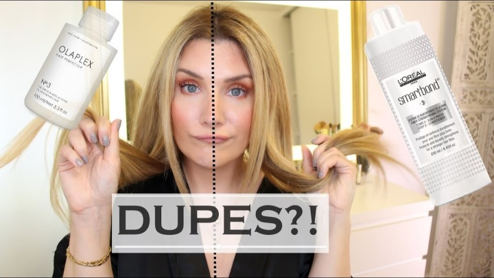 ARE OLAPLEX AND L´OREAL SMARTBOND DUPES?